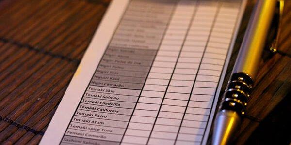 comanda individual para consumo e otimizacao de atendimento em bar restaurante padaria e casa noturna