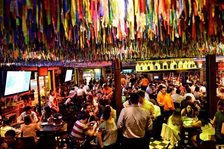 Tatu Bola bar e restaurante para dia dos solteiros com sistema de automacao epoc