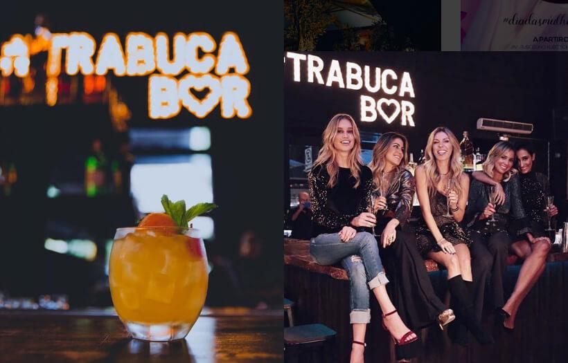 Trabuca bar e restaurante para dia dos solteiros com sistema de automacao comercial epoc