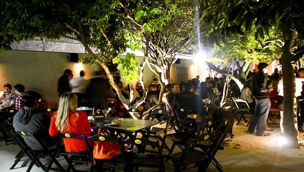 Vila Seu Justino bar e restaurante para dia dos solteiros com sistema de automacao epoc